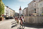 Start in die Radsaison: Radeln zur Kirschblüte rund um Wels
