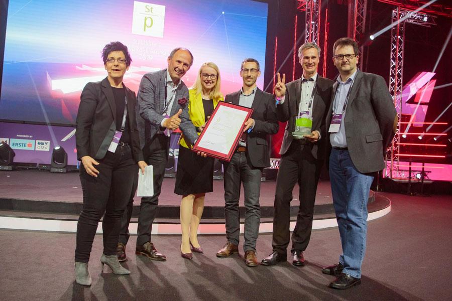 Staatspreis für Digitalisierung