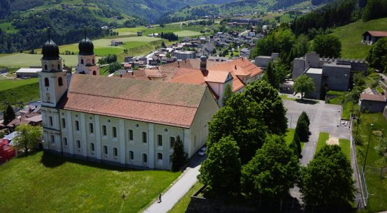 Neues Mitglied für Klösterreich Kloster Disentis Schweiz