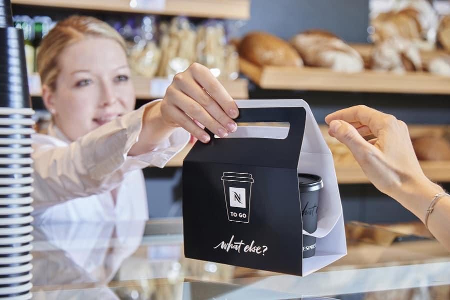 Perfekter Kaffeegenuss – jetzt auch TO GO!