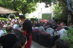Fußball-WM: Public Viewing im Schanigarten, Casino und Theater