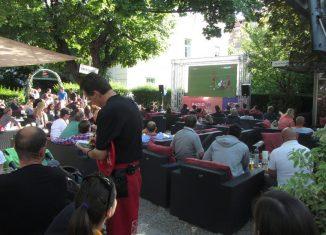 Fußball WM Public Viewing Wien die besten Treffpunkte