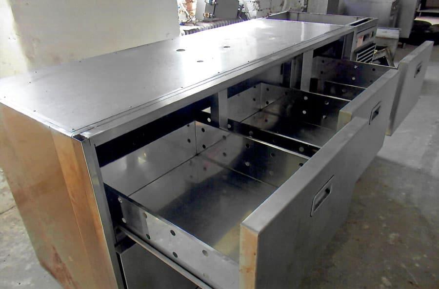 Gastronomie-Ausstattung: Schankkühlanlagen zu verkaufen