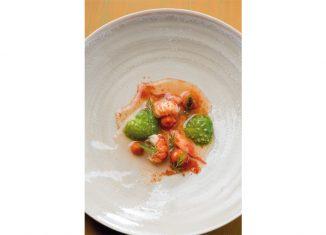 Rezept für Edelkrebse und Tomatenvielfalt