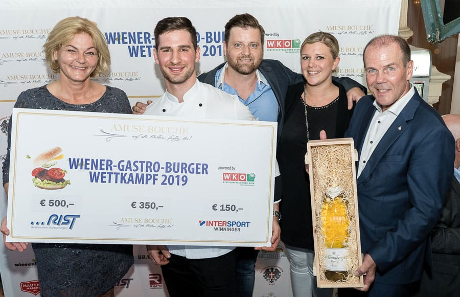 Wiener Gastro Burger gekürt