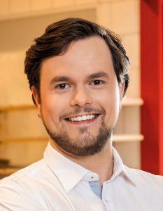 Anton Haubenberger, Geschäftsführung Haubis