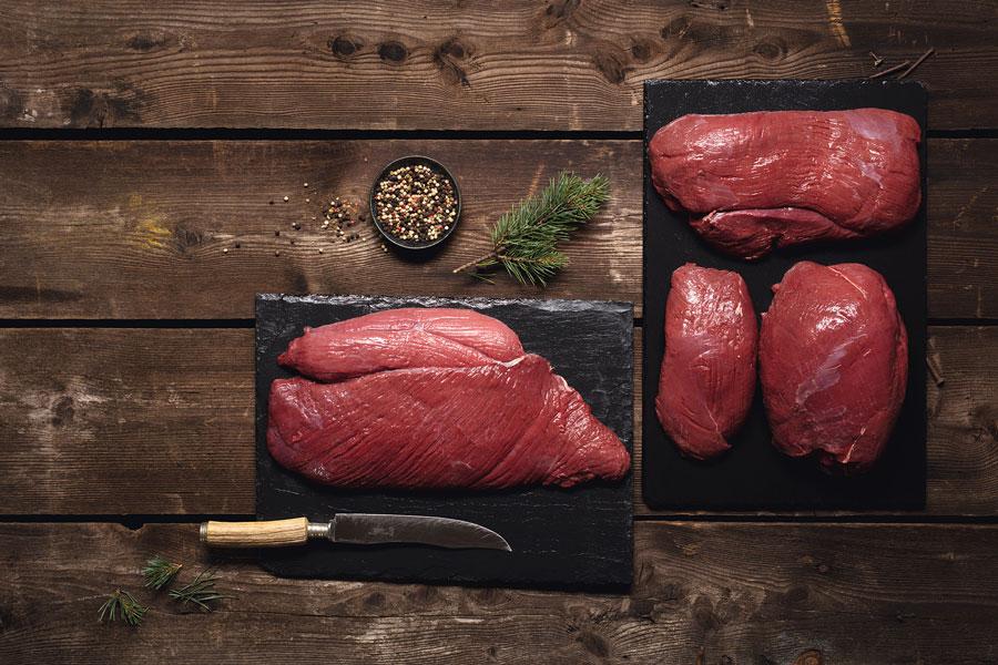 Wildhändler - Fleisch von Hirsch, Reh, Wildschwein & Co