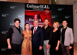 Dinner und Musical Show Wien Novomatic Forum