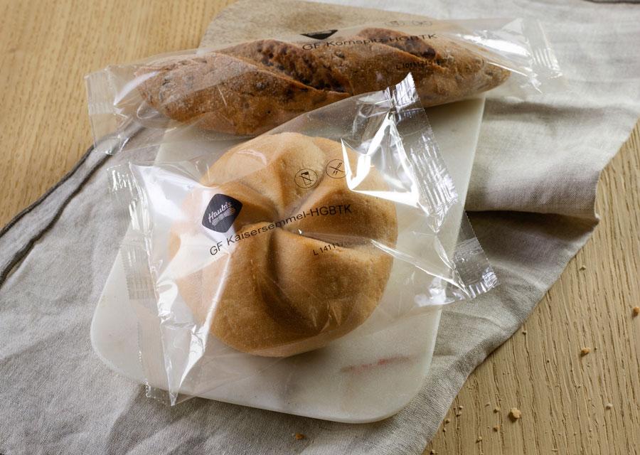 Haubis besondere Backstube für eine glutenfreie Brotkultur