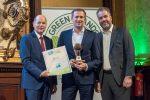 Green Brands Austria: Auszeichnung für Werner & Mertz Professional