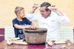 Cuisino-Restaurants übernehmen Patenschaft für Slow-Food-Produkte
