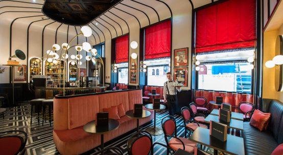 Salon Sacher neuer Treffpunkt in Wien