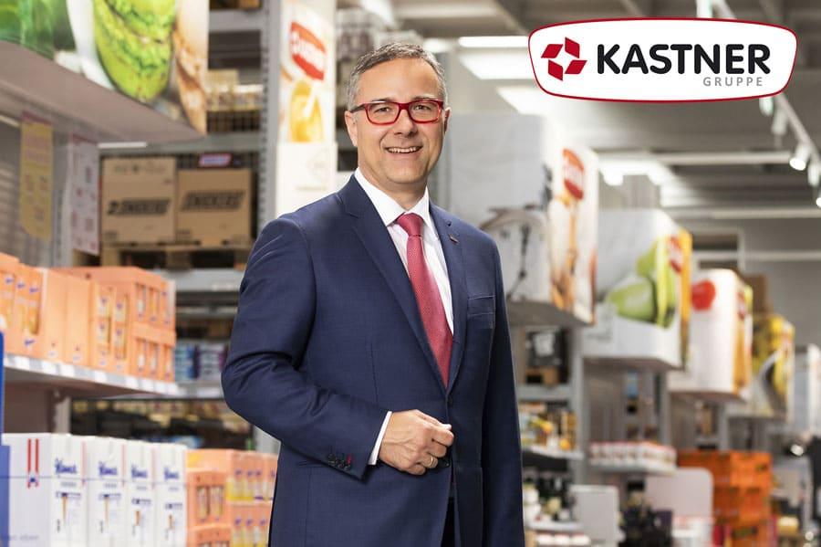 """Einkaufen im Abholmarkt """"Kastner sichert gemeinsam mit den Nah&Frisch Kaufleuten, dem Biogast Fachhandel und myProduct.at die Lebensmittelversorgung. Die Kastner Abholmärkte sind für alle geöffnet"""", bestätigt KR Christof Kastner, geschäftsführender Gesellschafter der Kastner Gruppe."""