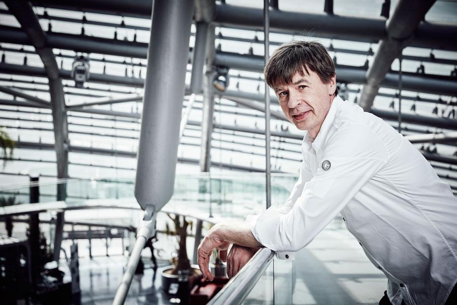 Restaurant Ikarus: Deutsche Spitzenküche mit einer Prise Provokation