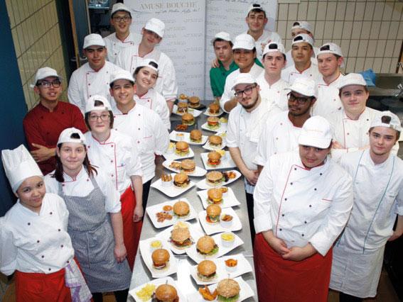 Wiener Gastro-Burger-Wettkampf 2019: Kreative Lehrlinge gesucht!