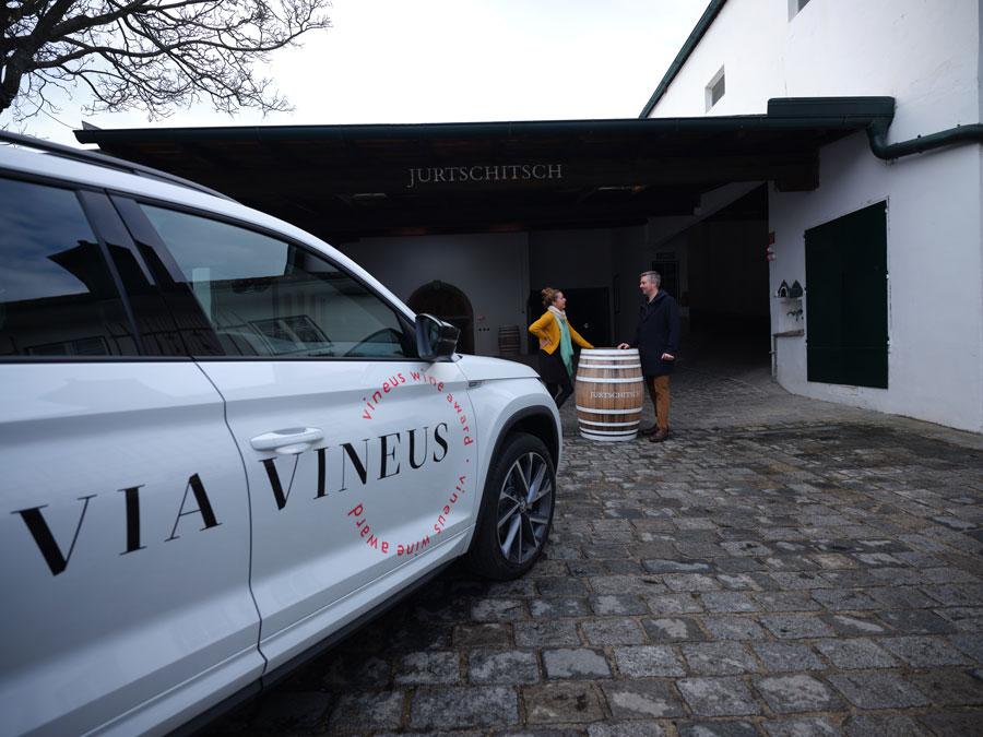 Zum Jubiläumsjahr des VINEUS Wine Awards 2019 führt eine ganz besondere Reise zu den Winzern heimischer Qualitätsweine.