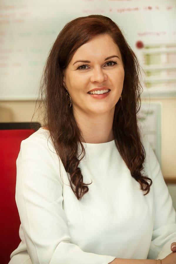 Daniela Saiko, Leitung Haubis Kundenservicecenter