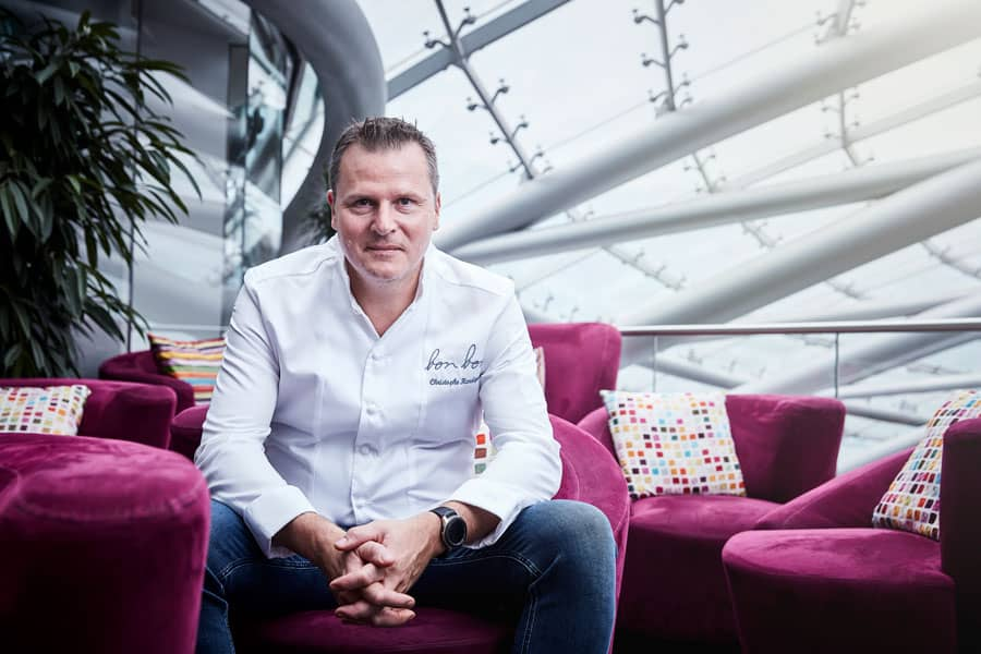 Belgische Küche neu interpretiert Ikarus