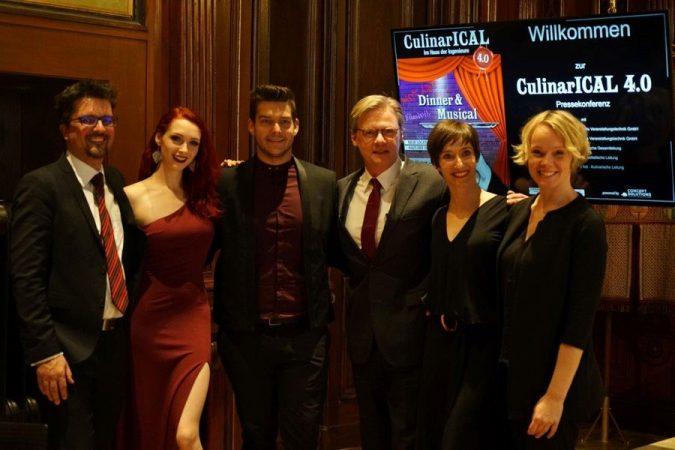 CulinarICAL 4.0: Musical-Genüsse mit Vier-Gänge-Menü