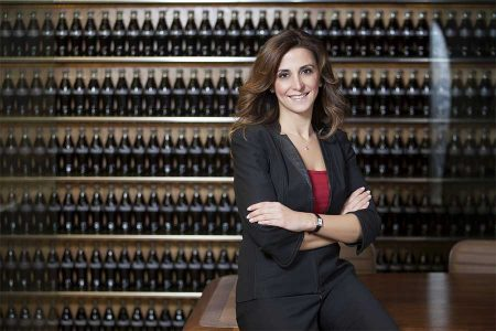 Coca-Cola-Chefin Die neue Coca-Cola General Managerin für Zentraleuropa: Eser Sevinc Manav