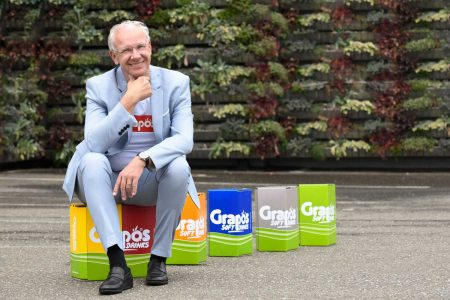 KR Wolfgang Zmugg, Geschäftsführer von Grapos.