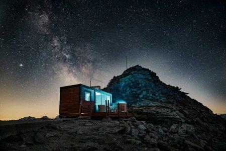 """""""Sternderl schauen"""" kann man von allen Betten in den Destinationen des """"Million Stars Hotels"""" perfekt."""