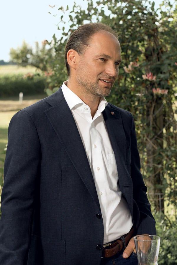 Thomas Panholzer, Geschäftsführer von Transgourmet Österreich