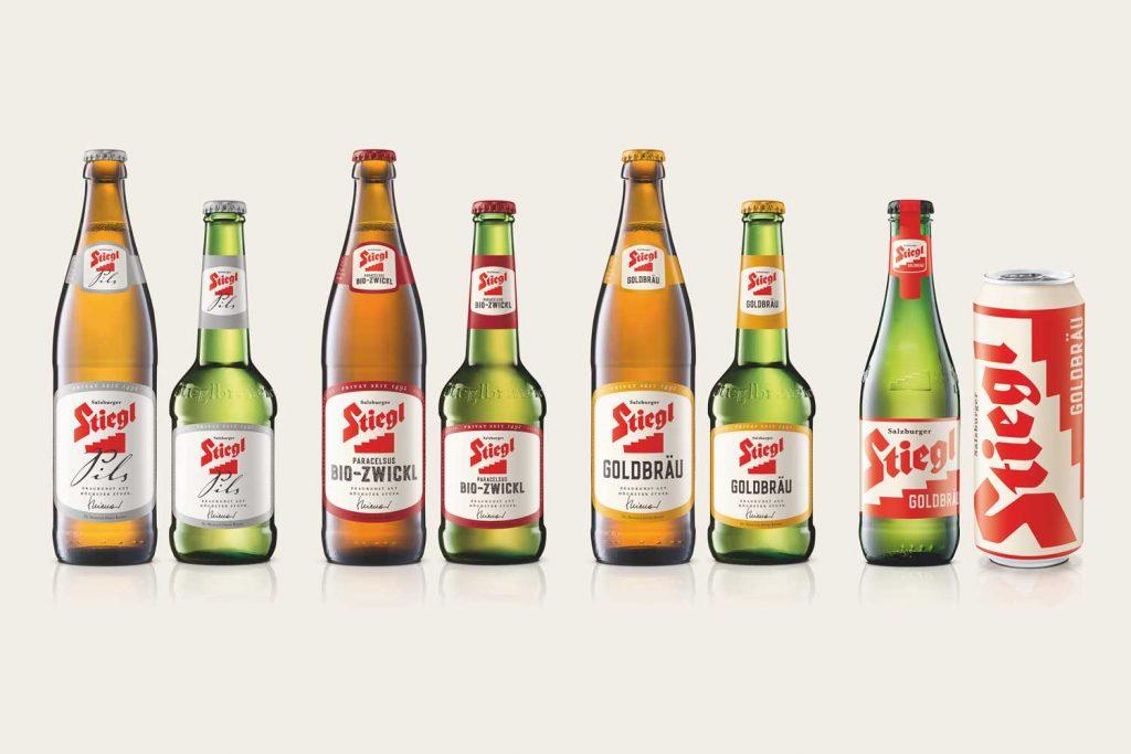Design-Relaunch bei Stiegl