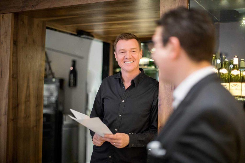 Top Restaurants Österreich Silvio Nickol ist im Hornstein-Ranking einer der drei höchstbewerteten Köche Österreichs.