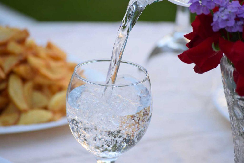 Mineralwasser-Sommeliers im Kommen