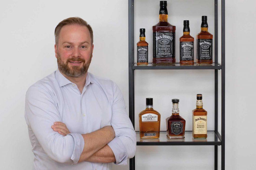 Jack Daniel's Liquid Spirits-Geschäftsführer Oliver Dombrowski ist stolz auf seinen Portfolio-Neuzugang.